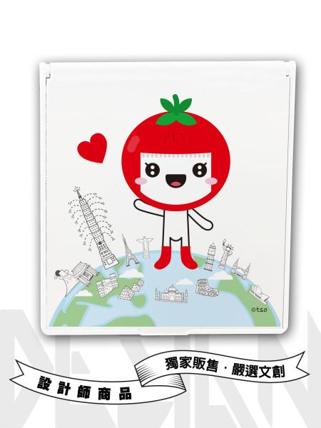 小番茄矩形鏡盒