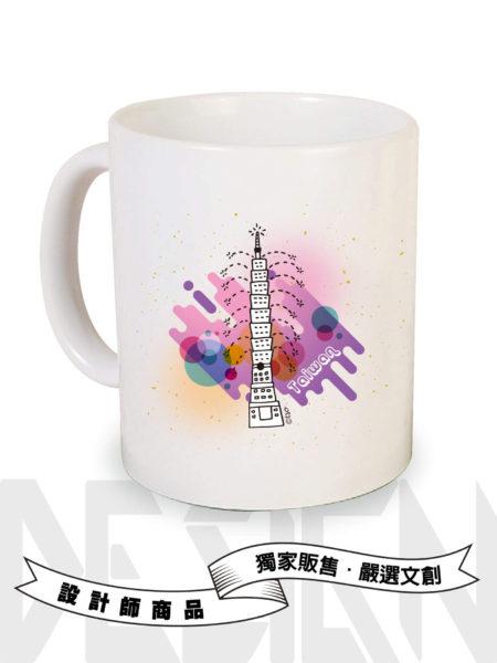 台灣台北101馬克杯
