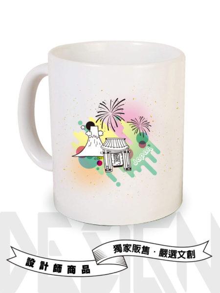 日本東京馬克杯