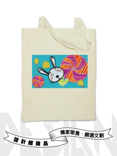 12生肖-兔手提袋