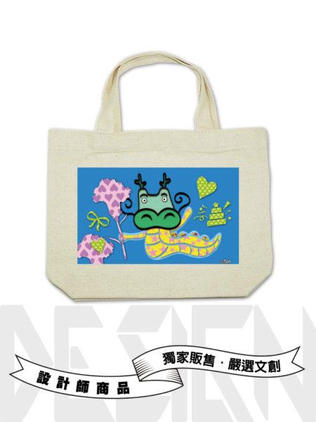 12生肖-龍小提袋