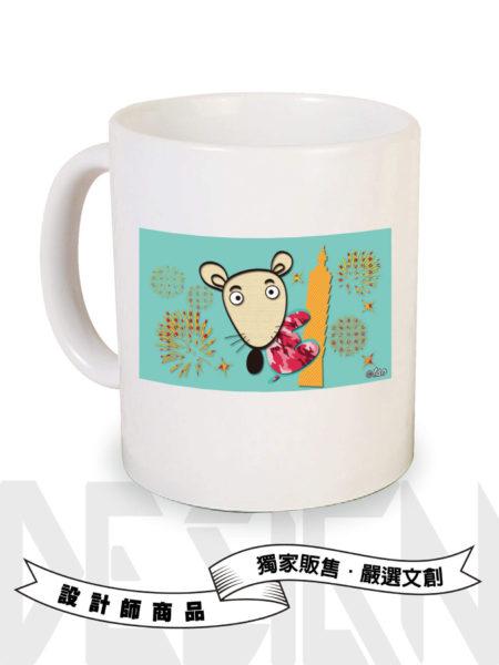 12生肖鼠-馬克杯