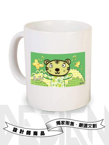 12生肖虎-馬克杯