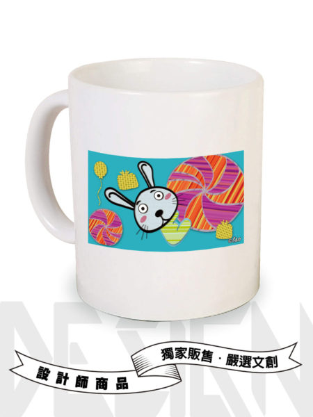 12生肖兔-馬克杯