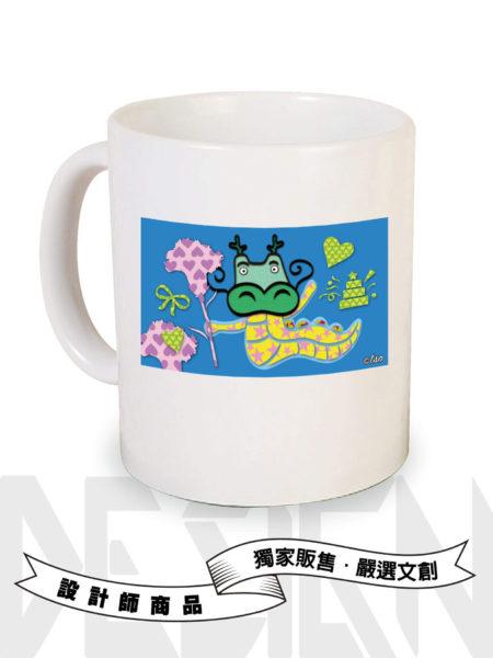 12生肖龍-馬克杯