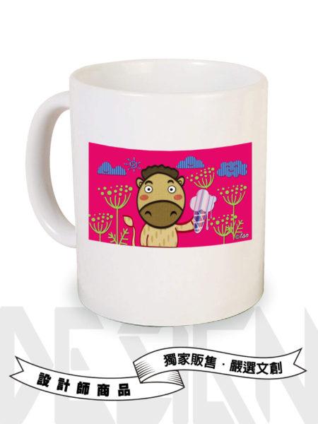 12生肖馬-馬克杯