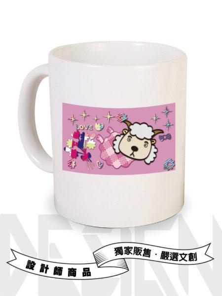 12生肖羊-馬克杯