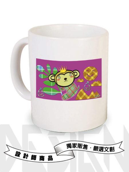 12生肖猴-馬克杯