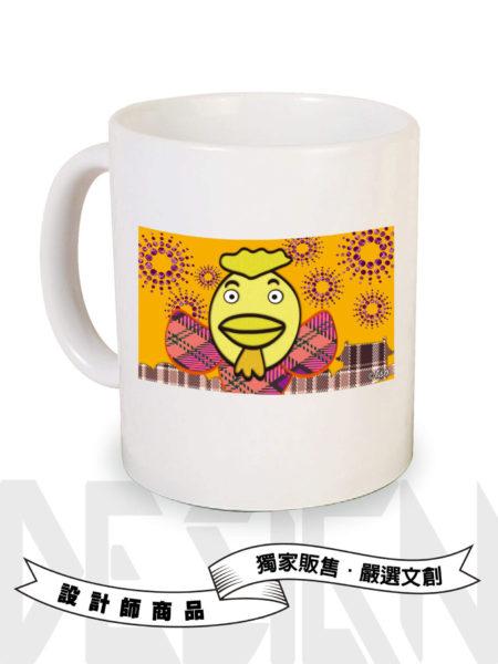 12生肖雞-馬克杯