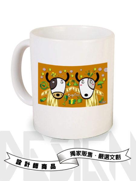 12生肖狗-馬克杯