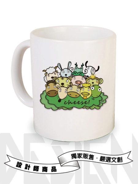 12生肖-馬克杯